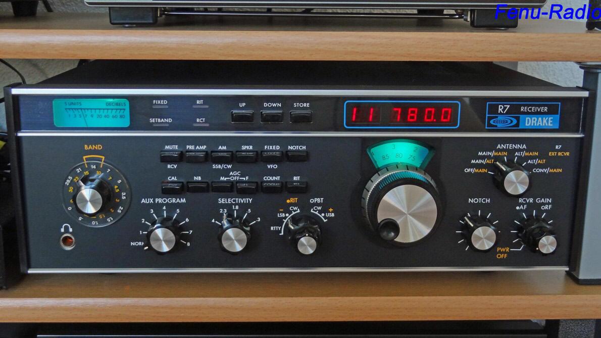 Fenu-Radio - Drake R7