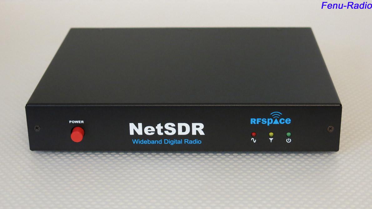 Fenu-Radio - NetSDR+