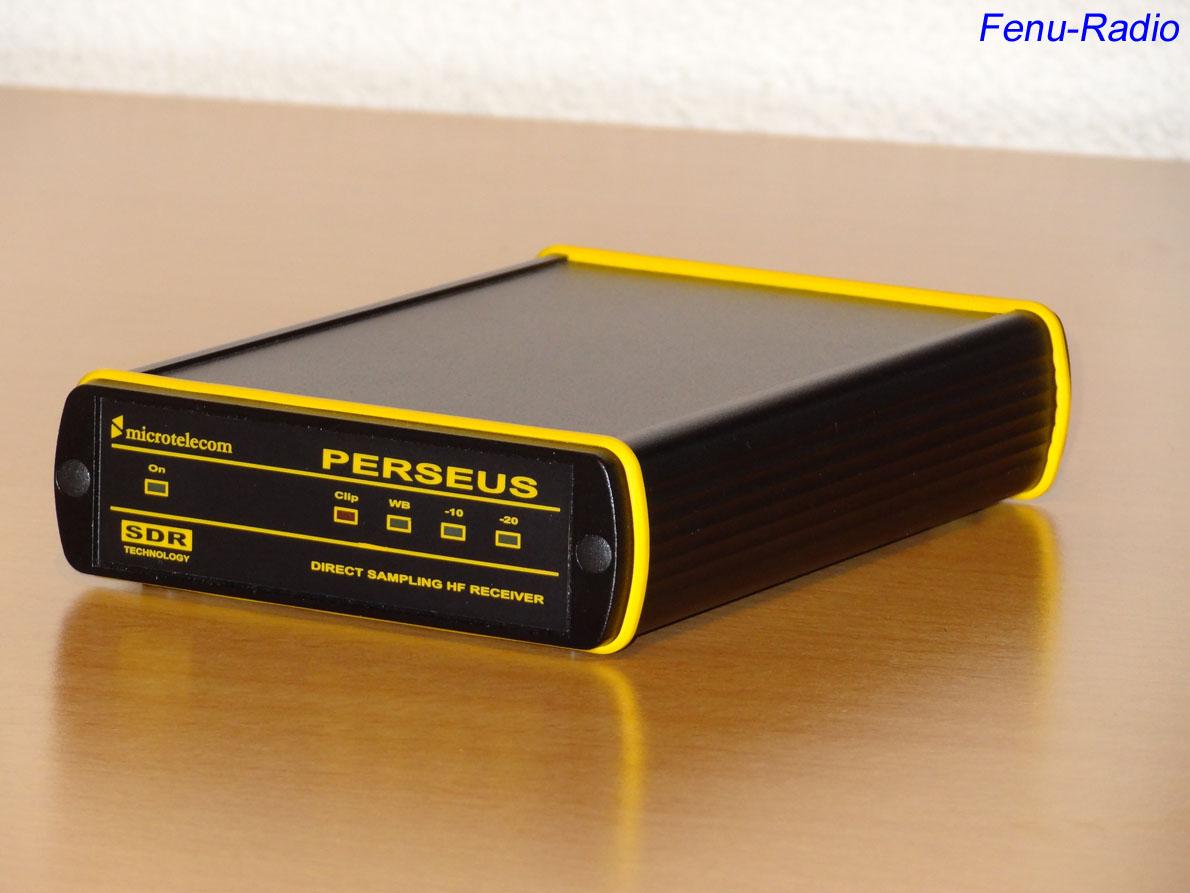 Fenu-Radio - Perseus SDR