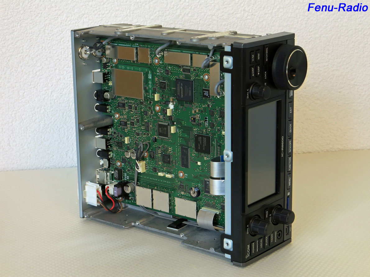 Fenu Radio Icom Ic R8600 Cb Receiver Circuit Design Large View Frequency Range 10 Khz 3000mhz Depending On The Country Version Modes Usb Lsb Cw Fsk Am Sam D U L Fm Wfm Digital Star